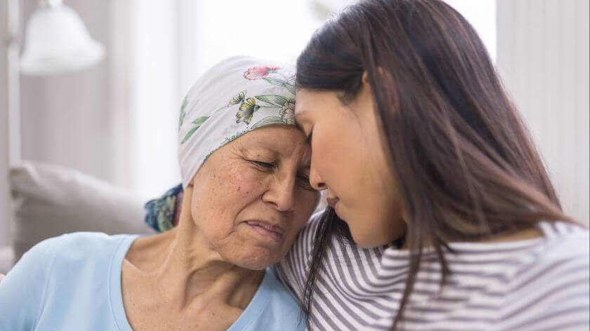 Our dedicated staff is here to help your loved one feel comfort, peace and dignity in the last months of life